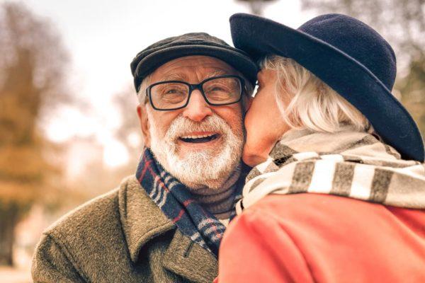 Erstes Date Kuss: Wann sollte man es wagen?