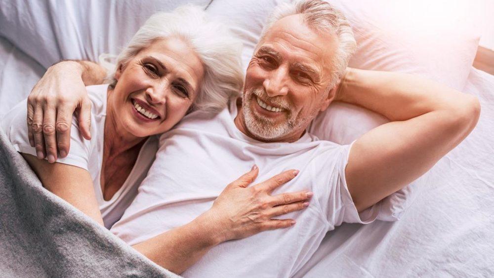 Sex im Alter – Leidenschaftliche Zweisamkeit ab 60?