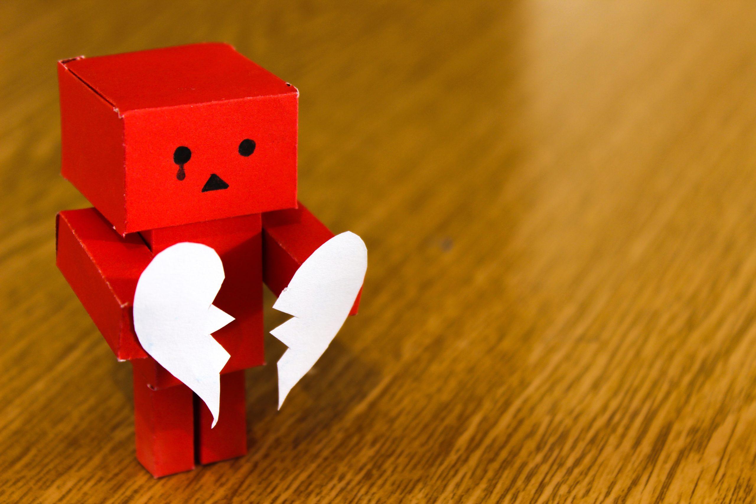 Unglücklich verliebt - Wenn Liebe einseitig ist