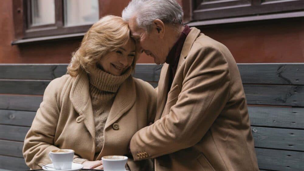 Warum die Liebe im Alter besser ist – So reift die Leidenschaft mit den Jahren